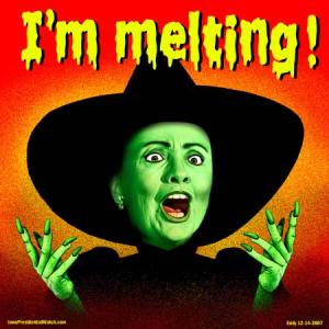 Psychedelic Wicked Witch of the West