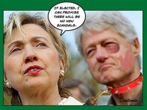 Hillary whipped Bill
