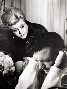 Angela Lansbury and Laurence Harvey