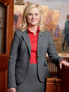 Leslie Knope: a Betty?