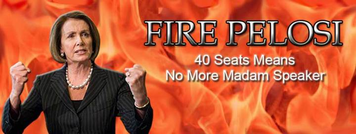 Fire Pelosi?
