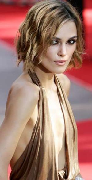 Keira Knightly: too thin?
